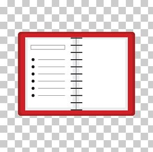 Paper Line Angle Point Red PNG