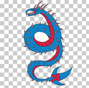 Chinese Dragon Japanese Dragon Illustration PNG