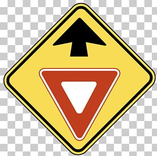 Yield Sign Traffic Sign Stop Sign Warning Sign Pedestrian Crossing PNG