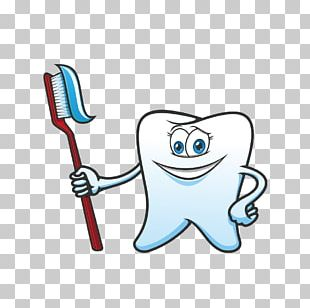 Toothbrush Cartoon Toothpaste PNG