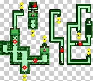 Crystalis Video Games Map Nintendo Entertainment System PNG