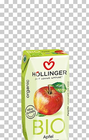 Apple Juice Nectar Organic Food Fizzy Drinks PNG