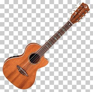 Electric Ukulele Acoustic-electric Guitar Musical Instruments String Instruments PNG