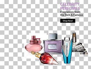 Perfume Eau De Parfum Aerosol Spray Glass Bottle PNG