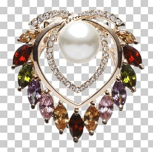Gemstone Jewellery Necklace Pearl PNG
