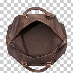Handbag Leather Amazon.com Dark Brown PNG