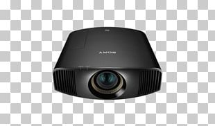 Silicon X-tal Reflective Display Sony VPL-VW675ES Multimedia Projectors 4K Resolution Sony VPL-VW385ES PNG