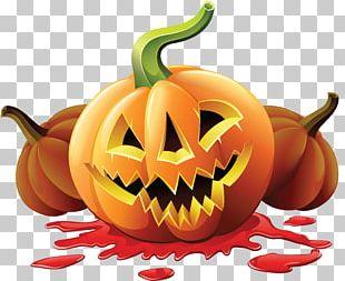 Halloween Jack-o'-lantern PNG