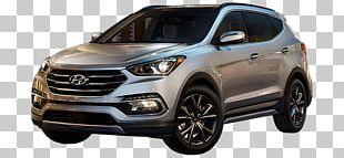 2018 Hyundai Santa Fe Sport Used Car Sport Utility Vehicle PNG