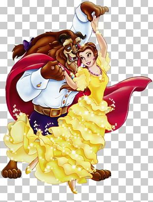 Belle Beast Snow White PNG