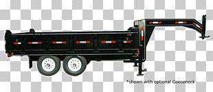 Truck Bed Part Trailer Dump Truck Lowboy Gross Vehicle Weight Rating PNG