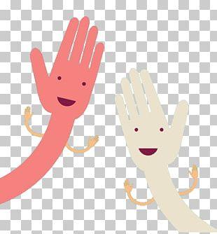 Hand Illustration PNG