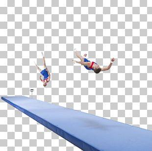 Tumbling World Artistic Gymnastics Championships Floor PNG
