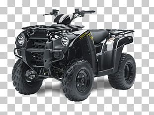 All-terrain Vehicle Motorcycle Kawasaki Heavy Industries Continuously Variable Transmission Engine PNG