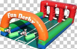The Kentucky Derby Inflatable Horse Racing PNG