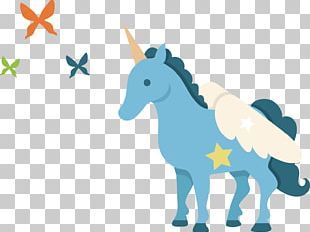 Unicorn Horse PNG