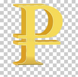 Russian Ruble Currency Symbol Ruble Sign PNG