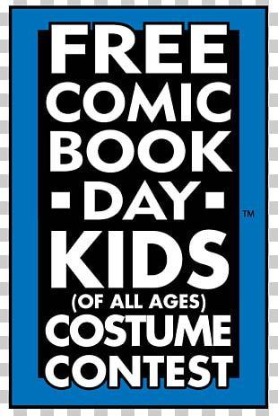 Free Comic Book Day Comics Comic Expo New York Comic Con PNG