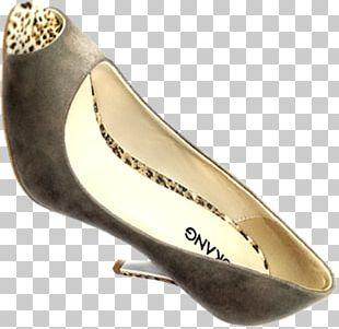 Shoe High-heeled Footwear Designer PNG