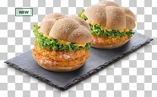 Slider Breakfast Sandwich Vegetarian Cuisine Fast Food Veggie Burger PNG