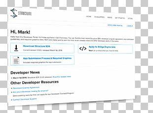 Web Page Software Development Kit Software Developer PNG