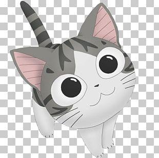 Kitten Cat Drawing Anime Manga PNG