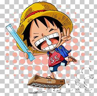 Monkey D. Luffy Roronoa Zoro Tony Tony Chopper Nami One Piece PNG