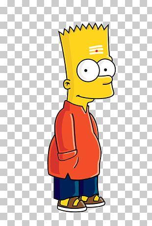 Bart Simpson Homer Simpson Marge Simpson Lisa Simpson Milhouse Van Houten PNG
