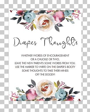 Diaper Raffle Baby Shower Game Infant PNG