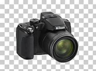 Nikon Coolpix P510 16.1 MP Digital Camera PNG