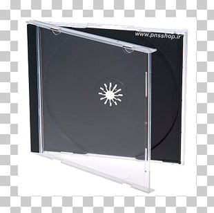 Optical Disc Packaging Compact Disc DVD Keep Case Plastic PNG