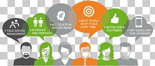 Field Service Management Workforce Management IT Service Management PNG