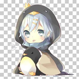 Chibi Anime Drawing Penguin Manga PNG