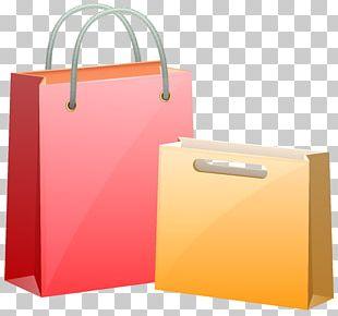 Bag Gift Paper PNG