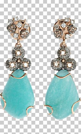 Earring Turquoise Body Jewellery Emerald PNG