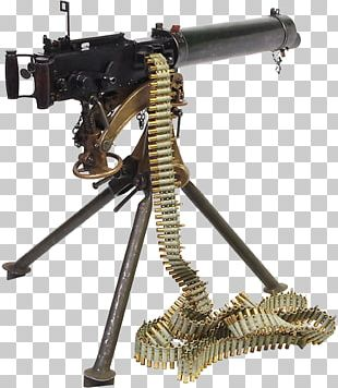Firearm Machine Gun Weapon Desktop Rifle PNG