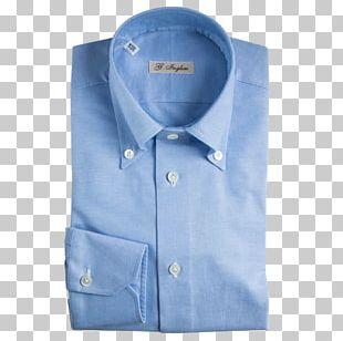 Dress Shirt Collar Pocket Button PNG