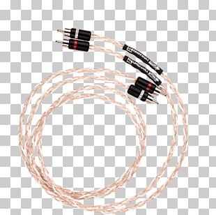 Coaxial Cable Speaker Wire RCA Connector Electrical Cable Kimber Kable PNG