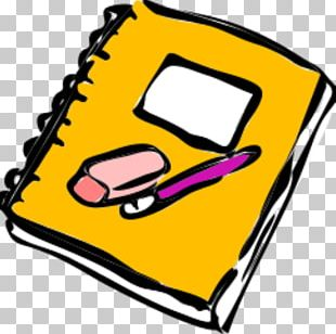 Paper Notebook Pencil PNG