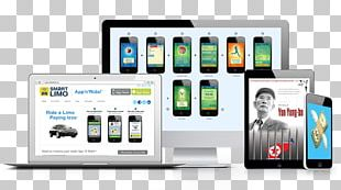Smartphone Computer Software Display Device Display Advertising PNG