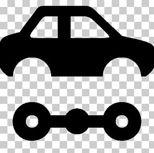 Black & White Computer Icons Android Car PNG