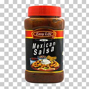 Salsa Sauce Pasta Mexican Cuisine Ingredient PNG
