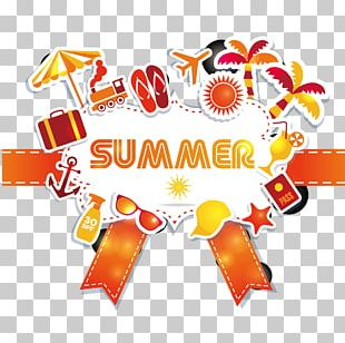 Summer Vacation Icon PNG