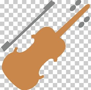 Violin Family Musical Instruments Emoji Cello PNG