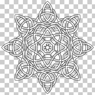 Celtic Knot Drawing Visual Arts Pattern PNG