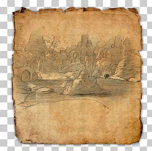 Elder Scrolls Online: Clockwork City Treasure Map Rift PNG