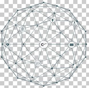 Line Point Geometry PNG
