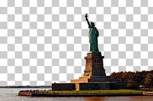 Statue Of Liberty Ellis Island Central Park Statue Of Liberty Ellis Island New York Harbor PNG