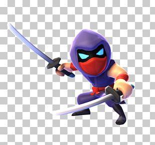 Doodle Army 2: Mini Militia Ryu Ninja Android PNG