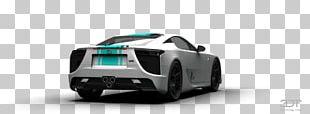 Lexus LFA Car Automotive Design Motor Vehicle PNG